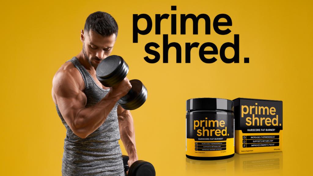 Prime Shred Bodybuilder